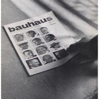 BAUHAUS. Cohen, Arthur A. and Elaine Lustig: EX LIBRIS: THE BAUHAUS AND ITS LEGACY. Ex Libris, 1979.