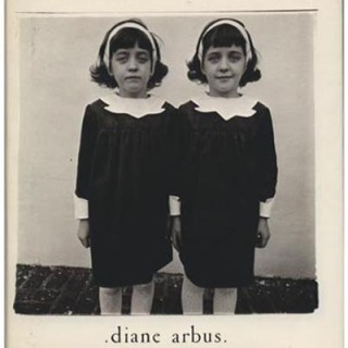 "Arbus, Diane: DIANE ARBUS (An Aperture Monograph), 1972. First edition with ""Two girls in identical raincoats."""