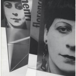 HENRI, FLORENCE. Bruno Monguzzi: FLORENCE HENRI FOTOGRAFIE 1927 – 1938. Anonymously produced exhibit catalog.