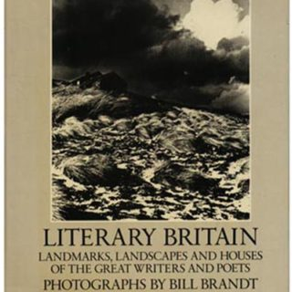 Brandt, Bill: LITERARY BRITAIN. New York: Aperture, 1986. Edited by Mark Haworth-Booth.