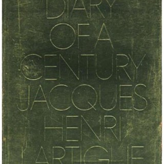 Lartigue, Jacques Henry: JACQUES HENRI LARTIGUE: DIARY OF A CENTURY. New York: Viking Press, 1970.