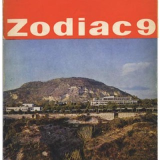 ZODIAC 9. International Magazine of Contemporary Architecture. Milan: Edizione Di Communita, 1962.