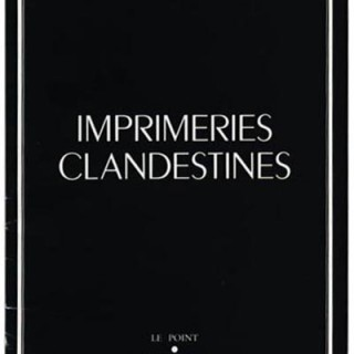 Doisneau, Robert: IMPRIMERIES CLANDESTINES. London and New York: Pentagram Papers 13, 1986.