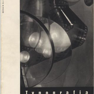 Typografia, January 1935. Technical Journal of Czechoslovak Printers. Prague: Typografia Association.