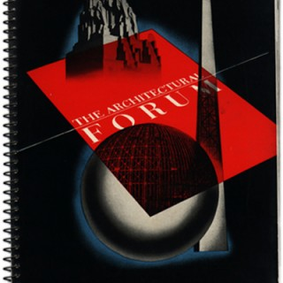ARCHITECTURAL FORUM June 1939.