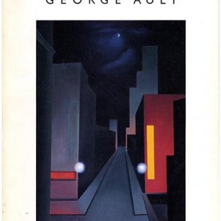 Ault, George. Susan T. Lubowsky: GEORGE AULT. New York: Whitney Museum of American Art, 1988.