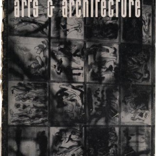 ARTS AND ARCHITECTURE, August 1948. James Prestini; David Smith; Astrid Sampe-Hultberg; Gyorgy Kepes; etc.