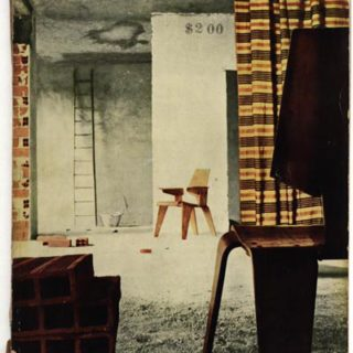 DOMUS 251, Ottobre 1950. Gio Ponti [Editorial Director]. La Maison Prouve [w/ Standard Prefabricated Elements]