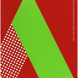 ASPEN [IDCA] Italo Lupi [Designer]: THE ITALIAN MANIFESTO. International Design Conference in Aspen, 1989.