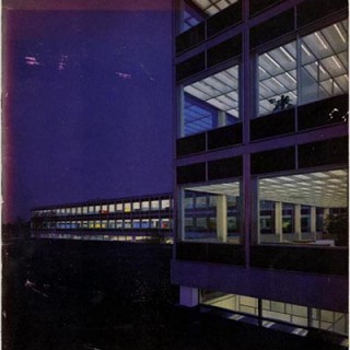 Beall, Lester: BUILDING FOR TOMORROW. Hartford: Connecticut General Life Insurance Company, 1957.