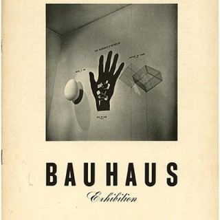 Bayer, Herbert: BAUHAUS EXHIBITION [The Bulletin of the Museum of Modern Art]. Vol. 5, No. 6, December 1938.