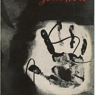MIRO. Pierre Matisse Gallery: JOAN MIRO. New York, 1936. Stapled printed wrappers. 12 pp. 4 tipped-in plates.