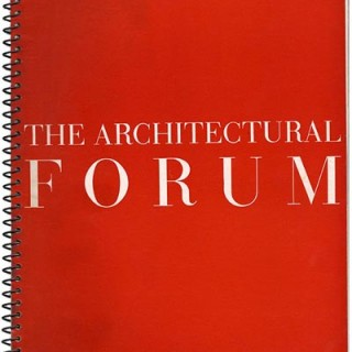 ARCHITECTURAL FORUM January 1941. Residences by Paul Laszlo, Winston Elting, Walter Bogner & FSA Housing
