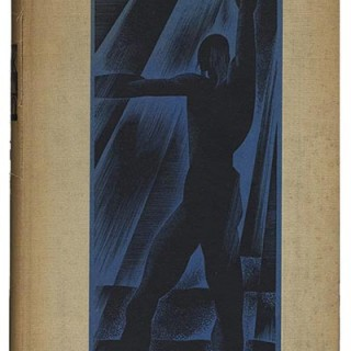 Ward, Lynd: FRANKENSTEIN: OR THE MODERN PROMETHEUS. New York: Harrison Smith & Robert Haas, 1934. A Signed Copy.