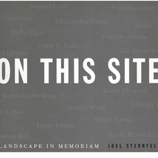 Sternfeld, Joel: ON THIS SITE: LANDSCAPE IN MEMORIAM. San Francisco: Chronicle Books, 1996.