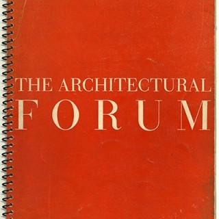 ARCHITECTURAL FORUM July 1939. The Modern House in America Special Issue: Keck, Harris, Fordyce & Hamby & Nelson, Gropius & Breuer, Lescaze, Deknatel, etc.