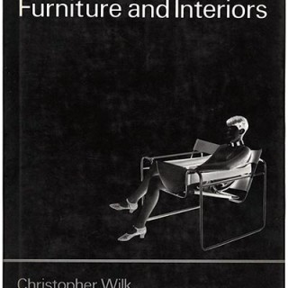 BREUER, MARCEL. Christopher Wilk: MARCEL BREUER: FURNITURE AND INTERIORS. New York: Museum of Modern Art, 1981.