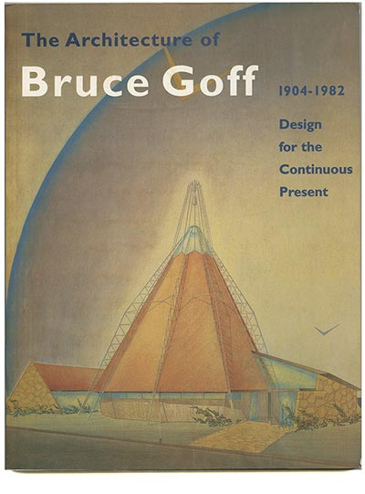 a biography of the architect bruce goff Bruce goff, an architect who spent more than six decades translating a free-floating imagination into the concrete actuality of steel, stone, glass, wood and, in a series of celebrated instances, even coal, died last wednesday in tyler, tex.