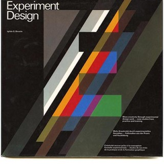 Biesele, Igildo: EXPERIMENT DESIGN [MORE CREATIVITY THROUGH EXPERIMENTAL DESIGN WORK — CASE STUDIES FROM PRACTICE AND TRAINING]. Zurich: ABC Verlag, 1986.