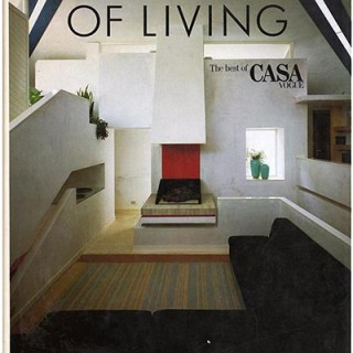 CASA VOGUE. Isa Vercelloni: STYLES OF LIVING. THE BEST OF CASA VOGUE. New York: Rizzoli, 1985.