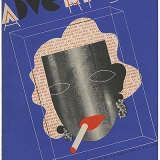 ADVERTISING ARTS, May 1932. L. Moholy-Nagy, Alexey Brodovitch, Paul Outerbridge, Jr., Reform the Currency by W. A. Dwiggins, L. A. Mauzan Posters, S. A. Mauer Posters, etc.