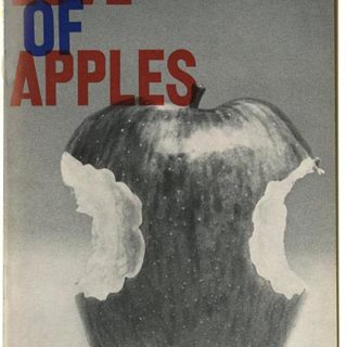 Federico, Gene: LOVE OF APPLES. EXPERIMENTAL TYPOGRAPHY BY AMERICAN DESIGNERS. The Composing Room, 1961.