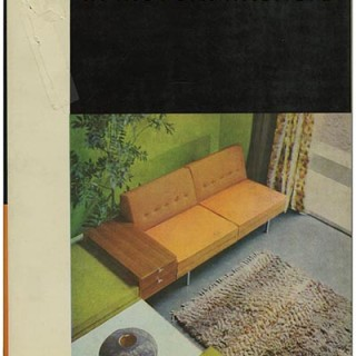 DECORATIVE ART 1962 – 1963. Ella Moody (Editor):  London: The Studio Yearbook of Furnishing and Decoration, 1962.