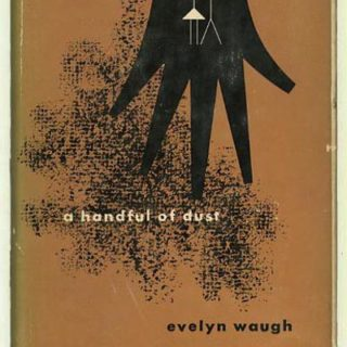 LUSTIG, ALVIN. Evelyn Waugh: A HANDFUL OF DUST. New York: New Directions, 1945. First New Classics edition [n. c. 8].