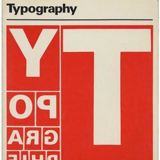 Ruder, Emil: TYPOGRAPHY: A Manual of Design. New York: Hastings House / Visual Communications Books, December 1982. Second printing.