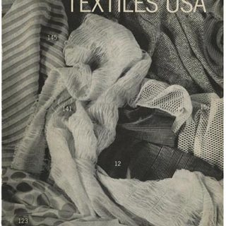 TEXTILES USA. New York: Museum of Modern Art, 1956. Greta Daniel [Project Director].