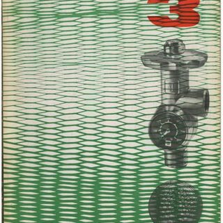 Lustig, Alvin: INDUSTRIAL DESIGN 3, June 1954. New York: Whitney Publications, Inc. [Vol. 1, No. 3].