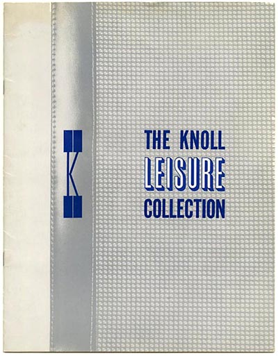 Knoll associates the knoll leisure for Knoll associates