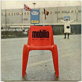 Mobilia no. 128. Snekkersten, DK: March 1966. Cologne Furniture Fair 66; Lars-Gunnar Nordström;  The Future Of Norweigian Furniture.