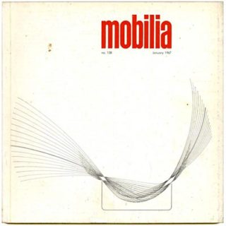 Mobilia no. 138. Snekkersten, DK: January 1967. Scandinavian Furniture Fair; Shaker Furniture;  At The Place Of Work Society; Flemming Rosenfalck; Poul Kjærholm; Ikea.