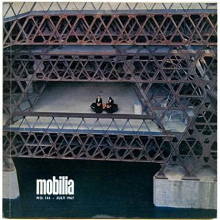 Mobilia no. 144. July 1967. Expo '67, Jørn Utzon furniture, Jacob Hull jewelry.