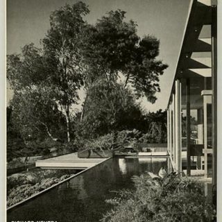 Neutra, Richard: BUILDING WITH NATURE. New York: Universe Books, 1971.