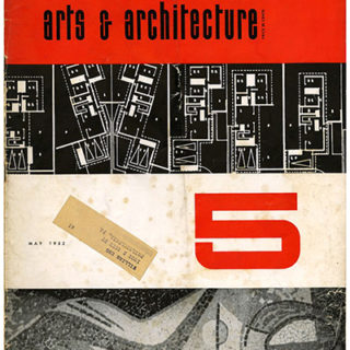 ARTS AND ARCHITECTURE, May 1952. New Furniture, Tract Houses and a Good Design Exhibition.