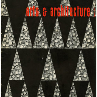 ARTS AND ARCHITECTURE, February 1953. Bernard Rosenthal, Marcel Breuer, Harry Seidler, etc.