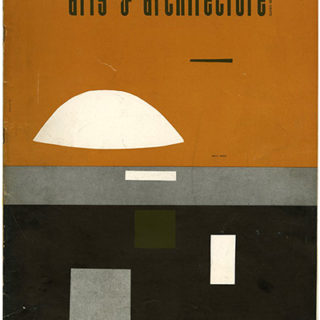 ARTS AND ARCHITECTURE, May 1953. Designing The High Fidelity Music Room by Jack Lester.