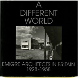 Benton, Charlotte: A DIFFERENT WORLD: EMIGRE ARCHITECTS IN BRITAIN 1928 – 1958. London: Wiley Press Ltd., 1995.