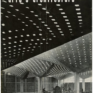 ARTS AND ARCHITECTURE, May 1956. Craig Ellwood Beach House;  Structure — Felix Candela.