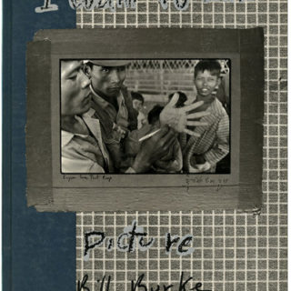 Burke, Bill: I WANT TO TAKE PICTURE. Atlanta: Nexus Press, 1987.  First Edition [limited to 1,000 copies].