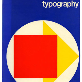 Spencer, Herbert: PIONEERS OF MODERN TYPOGRAPHY. London: Lund Humphries, 1969. Softcover first edition.