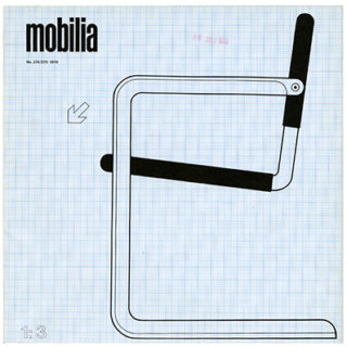 Mobilia nos. 274/275, 1978. Royal Danish Embassy, London [Arne Jacobsen with Dissing + Weitling].
