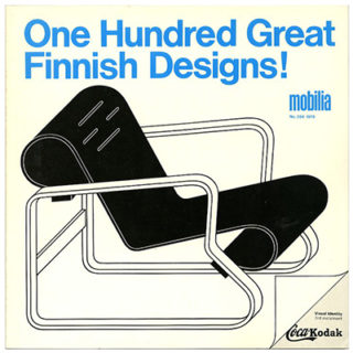 Mobilia no. 284, 1979. One Hundred Great Finnish Designs!