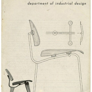 Kaufmann, Edgar Jr.:  WHAT IS MODERN INDUSTRIAL DESIGN? The Museum of Modern Art Bulletin, Vol. XIV No. 1, Fall 1946.