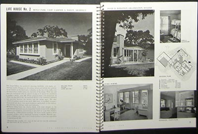 home design forum modernism101 com architectural forum july 1940 life houses a building program of 8 new 6134